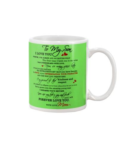 Son Mom - Extraordinary Man You Have Become - Mug