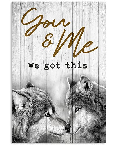 Wolf - You  Me We Got This