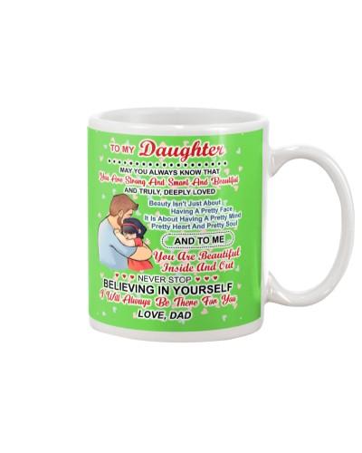 Daughter Dad - May You Always Know - Mug