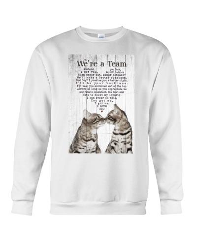 Cat - We're A Team