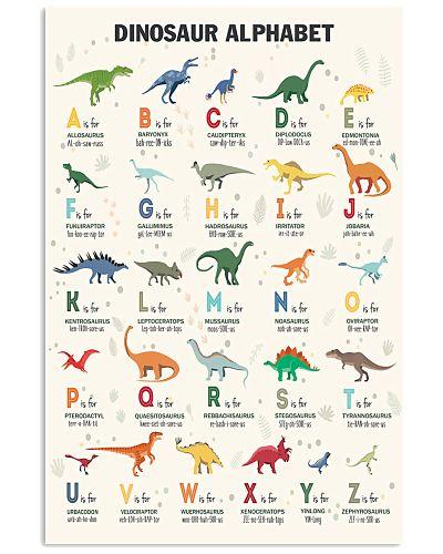 Dinosaur - Alphabet Of Dinosau