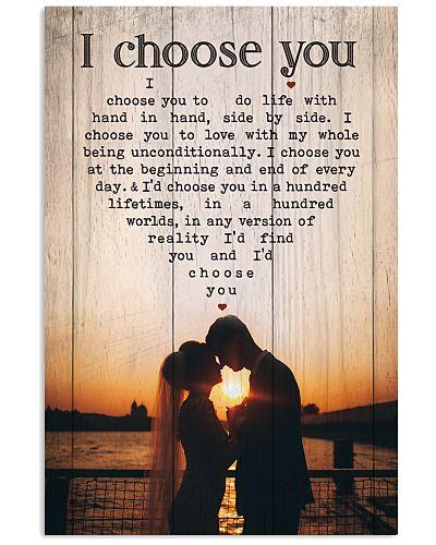 Couple - I Choose You Heart Shape