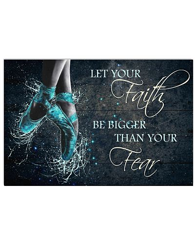 Ballet- Let Your Faith Be Bigger Than Your Fear 2