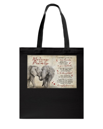 Elephant - A Marriage Is A Promise - Poster