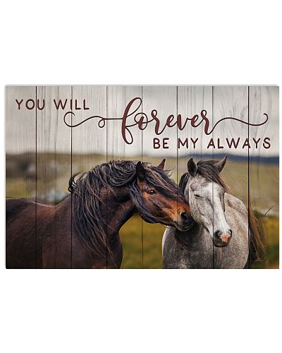 Horse - You Will Forever Be My Always