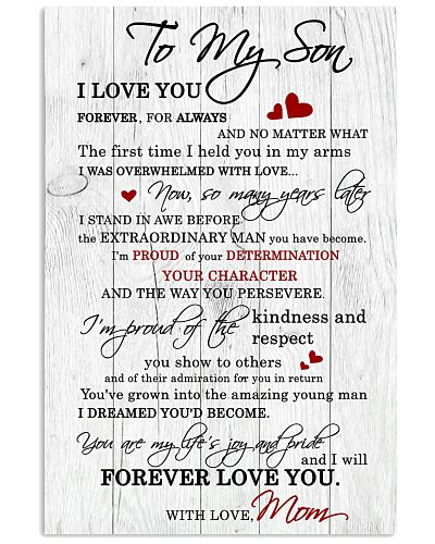 Son Mom - Forever Love You - Poster