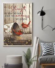 Cardinal-Strength Is What We Gain  11x17 Poster lifestyle-poster-1