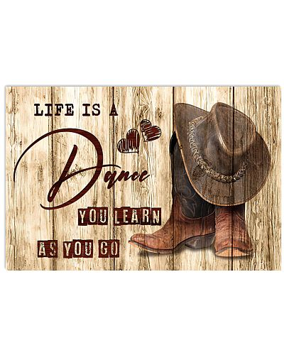 Country - Life Is A Dance You Learn As You Go