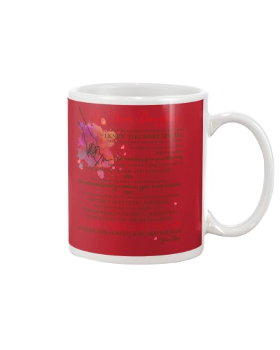 Daughter Mom - I Love You Forever - Mug