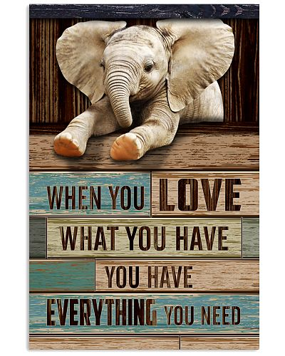 Elephant - When You Love What You Have 3D