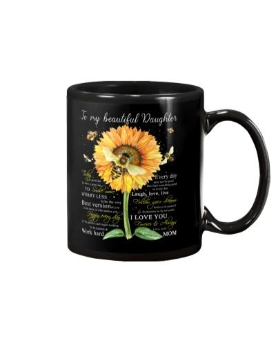 Bee - Honey Bee - Good day - Mug
