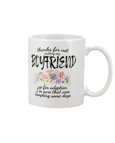 Family - Boyfriend's Mom - Mug