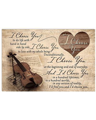 Violin - I Choose You In A Hundred Lifetimes