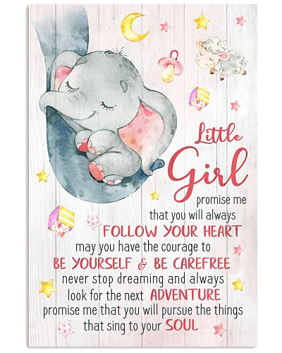 Elephant Little Girl