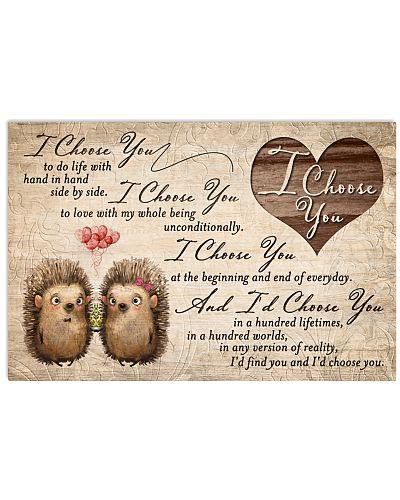 Hedgehog - I Choose You