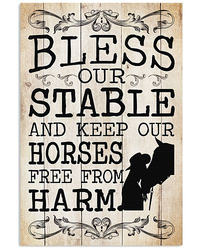 Bless Our Stable