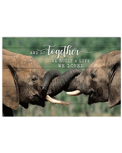 Elephant-And So Together We Built A Life We Loved