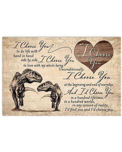 Dinosaur - I Choose You in A Hundred Lifetimes