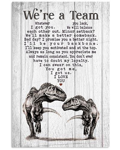 Dinosaur - We're A Team
