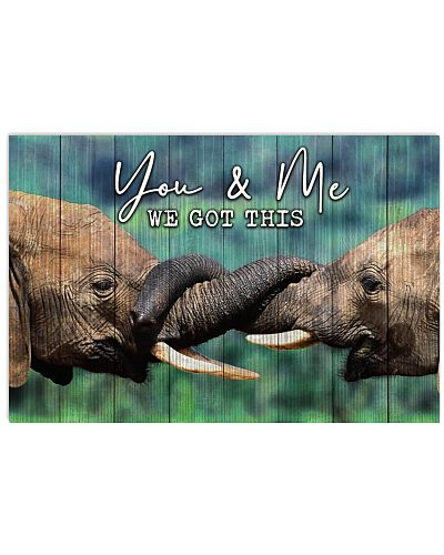 Elephant - You And Me We Got This