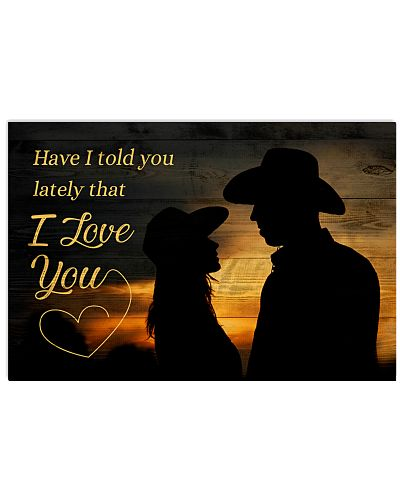 Country - Have I Told You Lately That I Love You