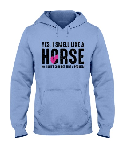 Horse - Yes I Smell Like A Horse