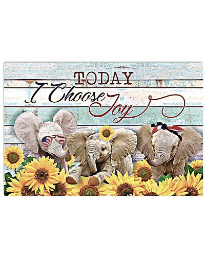 Elephant - Today I Choose Joy
