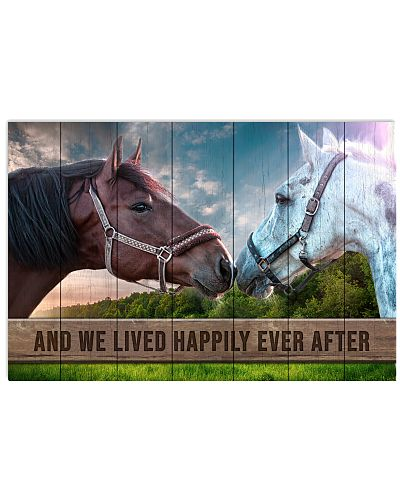 Horse - And We Live Happily Ever After