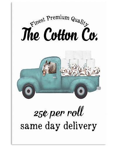 Horse - Toilet Paper Cotton Co Delivery