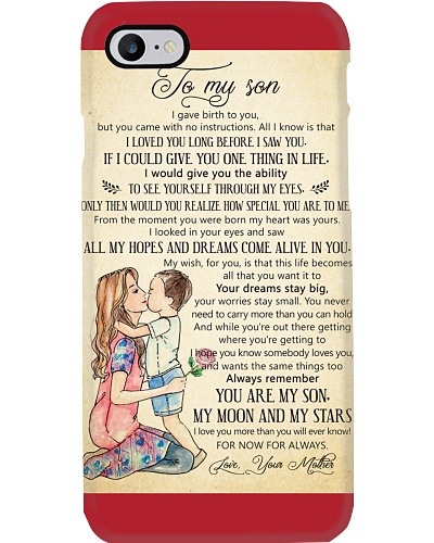 Son Mom - I Gave Birth To You - Poster