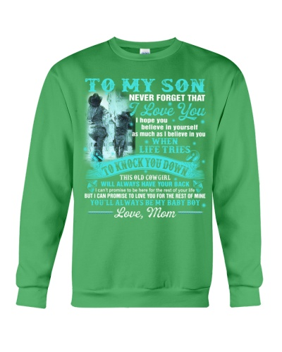 Never Forget That I Love You - Mom Son