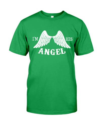 Couple Shirts - I'm Her Cowboy - I'm His Angel