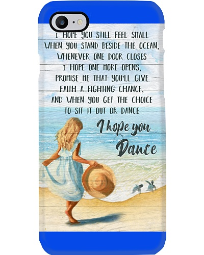 Daughter Mom - I Hope You Dance - Poster