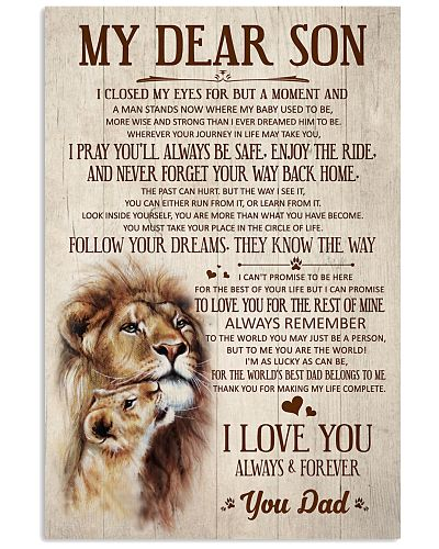 Lion - I Closed My Eyes - Dad And Son
