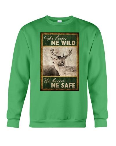 Hunting - Keep Me Wild Keep Me Safe
