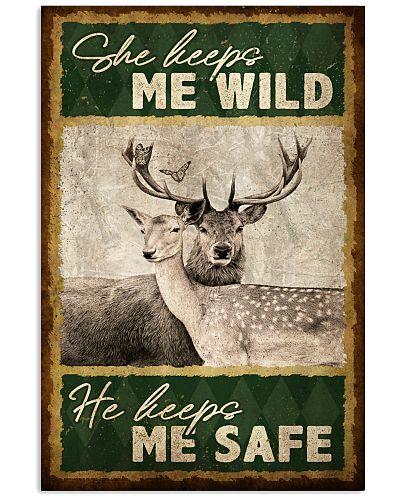 Hunting - Keep Me Wild Keep Me Safe