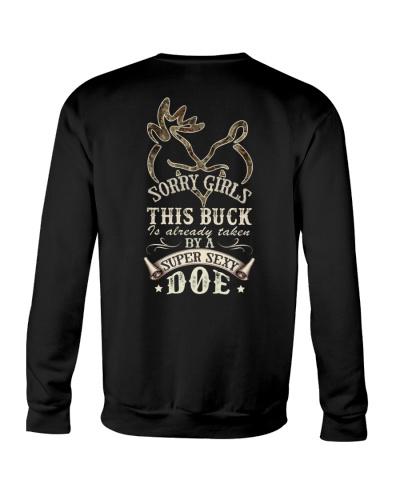 Hunting - Husband - Couple Buck And Doe Brown