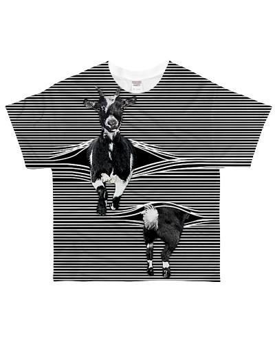 Goat - Tripled Head Butt - Shirt