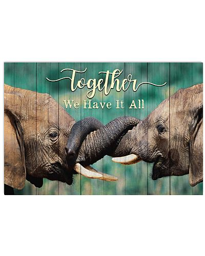 Elephant - Together We Have It All