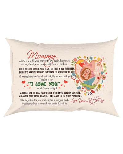 Son Mom - Your Little One - Pillow