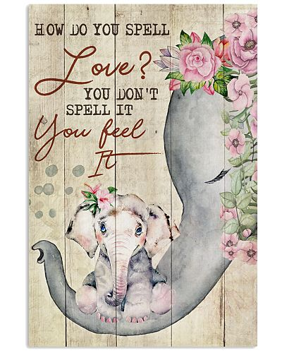 How Do You Spell Love