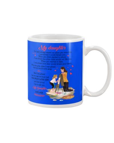 Daughter Mom - I Am To Call You - Mug