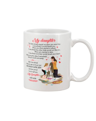 Daughter Mom - I Am To Call You - Mug