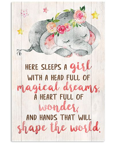 Here Sleeps A Girl