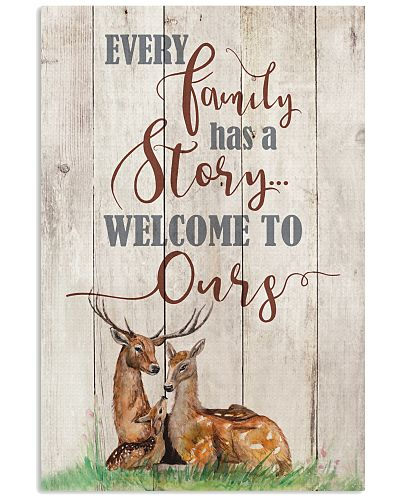 Deer Family - Welcome to our story