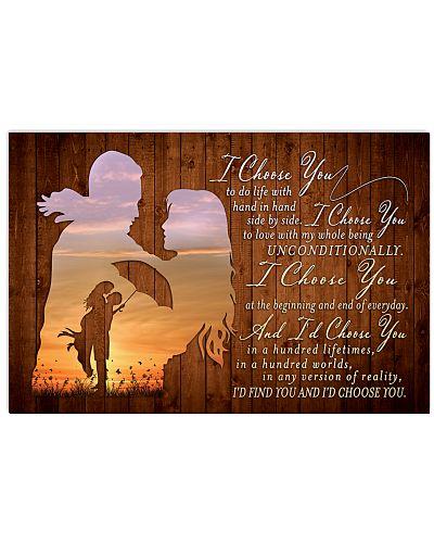 Couple - I Choose You The Shadow