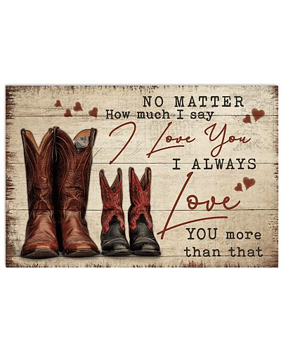 Country- No Matter How Much I Say I Love You V2