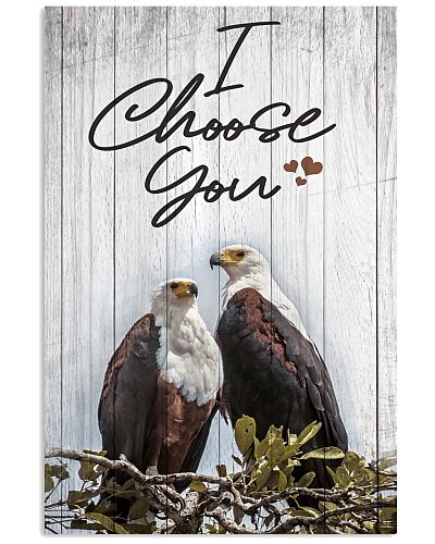 Eagle - I Choose You Quote Only