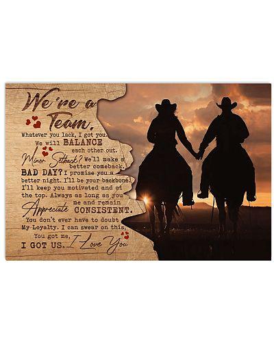 Country - We're A Team V2