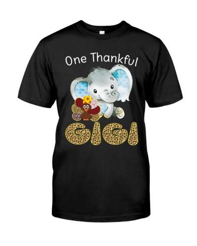 One Thankful - Gigi